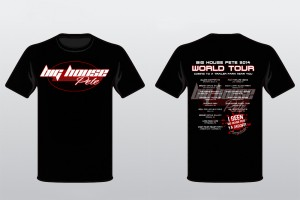 World Tour Shirt